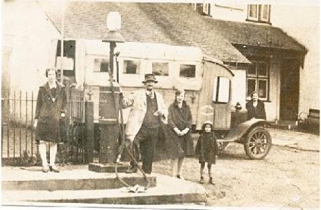 Jones Coaches 1914
